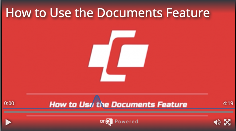 How to Use Documents Features